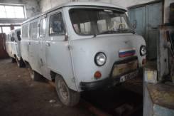 УАЗ Буханка. УАЗ 2206 грузопассажирский, 3 000 куб. см., 8 мест