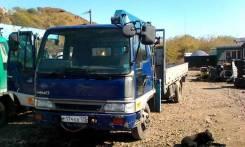 Hino Ranger. Хино рейджер, 7 412 куб. см., 5 000 кг.
