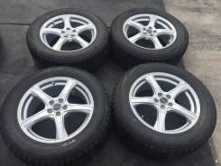 225/60 R17 Bridgestone VRX литые диски 5х100 (L19-1704)