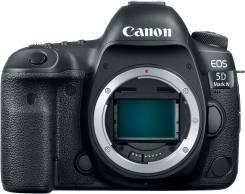 Canon EOS 5D Mark IV. 20 и более Мп, зум: без зума