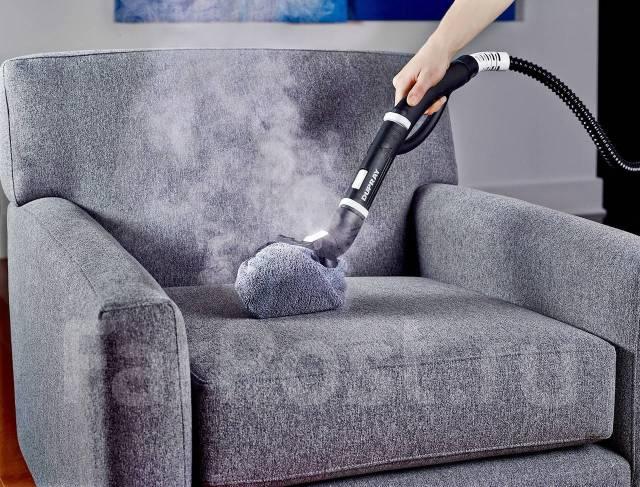 Спасём вашу мебель от пятен: Химчистка .