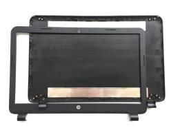 Ноутбук HP 250 255 256 G3 15-g 15-h - крышка экрана с рамкой NEW !