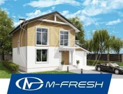 M-fresh Alexander (Проект красивого такого продуманного дома! ). 200-300 кв. м., 2 этажа, 5 комнат, бетон