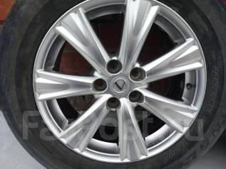 Lexus. 7.5x17, 5x114.30, ET32