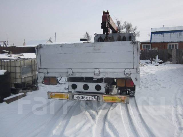 Mitsubishi Fuso Fighter. Продам манипулятр, 8 200 куб. см., 5 000 кг.
