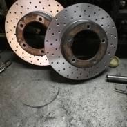Проточка тормозных дисков, шлифовка ГБЦ.