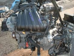 Двигатель в сборе. Nissan NV200 Двигатель HR16DE