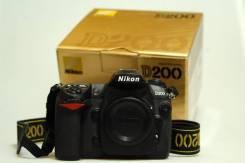 Nikon D200. 10 - 14.9 Мп, зум: 7х