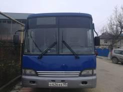 Kia Cosmos. Автобус городской KIA Cosmos, 7 412куб. см., 19 мест