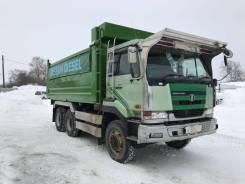 Nissan Diesel. Продается самосвал , 19 000куб. см., 25 000кг., 6x4