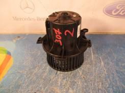 Мотор печки. Peugeot 307