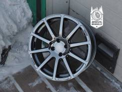 "Крутой хром Monster CLUB Renntech 17 4-100 [BaikalWheels24]. 7.5x17"", 4x100.00, ET42, ЦО 73,1 мм. Под заказ"