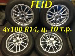 Bridgestone FEID. 5.5x14, 4x100.00, ET38