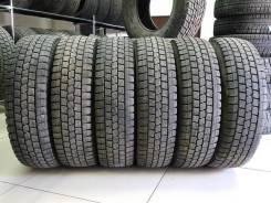 Dunlop DSV-01. Зимние, без шипов, износ: 5%, 6 шт