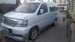 Nissan Elgrand. 50