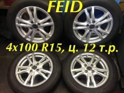 Bridgestone FEID. 6.0x15, 4x100.00, ET45