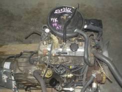 Продам двигатель с АКПП, Toyota 7K комп. (FR carburator)