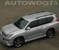 Рейлинг. Toyota Land Cruiser Prado, TRJ12, GRJ151W, TRJ150W, GDJ150L, GRJ150W, GDJ151W, GDJ150W, GRJ150L, KDJ150L Двигатели: 1KDFTV, 1GRFE, 2TRFE, 1GD...