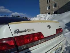 Накладка багажника. Toyota Mark II, GX100, GX105, JZX100, JZX101, JZX105, LX100 1GFE, 1JZGE, 1JZGTE, 2JZGE, 2LTE. Под заказ