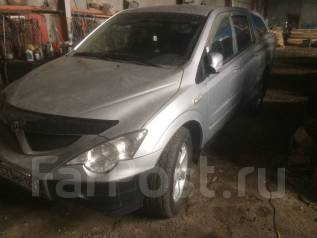 SsangYong Actyon Sports. 664951