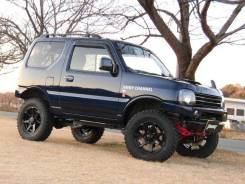 Suzuki Jimny. механика, 4wd, 0.7, бензин, 5 000тыс. км, б/п. Под заказ
