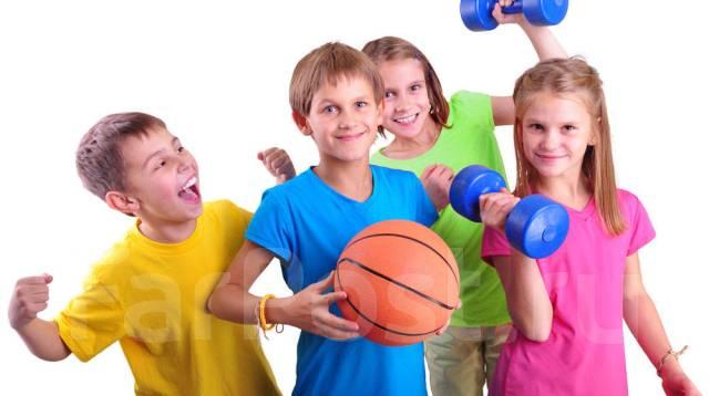 общая физическая подготовка для детей
