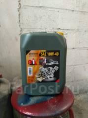 А1 TSR 10 литров, дизельное моторное масло. Вязкость 10W-40, полусинтетическое