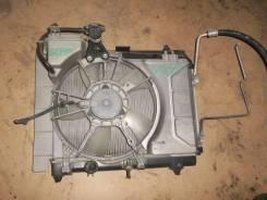 Вентилятор радиатора ДВС TY Ractis SCP100/Belta/Vitz SCP9# 2SZ 2wd АКПП , шт