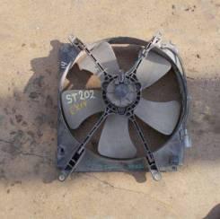 Вентилятор радиатора ДВС TY ED/Exiv ST20# 3S-FE , шт
