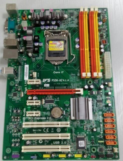 ECS P55H-A2 (V1.0) XP