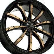 Sakura Wheels 9515. 8.0/8.0x18, 5x112.00, 5x120.00, ET35/25, ЦО 73,1мм. Под заказ