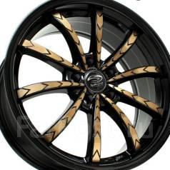 "Sakura Wheels 9515. 8.0/8.0x18"", 5x112.00, 5x120.00, ET35/25, ЦО 73,1мм. Под заказ"
