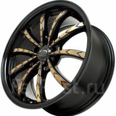 "Sakura Wheels 9515. 8.0/8.0x18"", 5x100.00, 5x112.00, 5x120.00, ET42/25, ЦО 73,1мм. Под заказ"