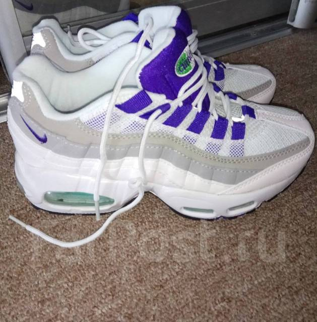 2c4cec726e9f Кроссовки Nike air max 95 - Обувь во Владивостоке