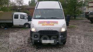 Iveco Daily. Iveco Dayli 2013г., 3 000 куб. см., 19 мест