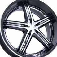 Sakura Wheels Z490. 7.5/7.5x18, 5x100.00, 5x105.00, ET45/38, ЦО 73,1мм. Под заказ