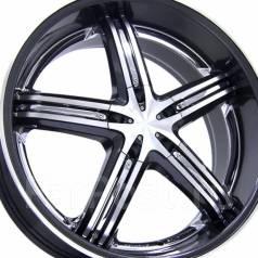 "Sakura Wheels Z490. 7.5/7.5x18"", 5x100.00, 5x105.00, ET45/38, ЦО 73,1мм. Под заказ"