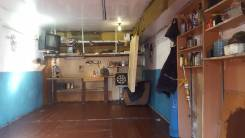 Гаражи капитальные. Силуэт, р-н Сероглазка, 60 кв.м., электричество, подвал.