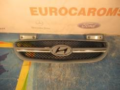 Решетка радиатора. Hyundai Getz, TB Hyundai Click Двигатели: D3EA, D4FA, G4EA, G4EDG, G4EE, G4HD, G4HG