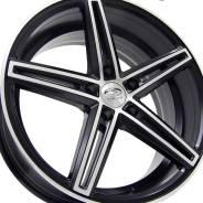 Sakura Wheels 3180. 8.0/9.0x18, 5x120.00, ET25/25, ЦО 74,1мм. Под заказ