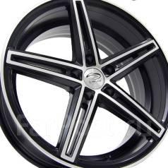 "Sakura Wheels 3180. 8.0/9.0x18"", 5x120.00, ET25/25, ЦО 74,1мм. Под заказ"