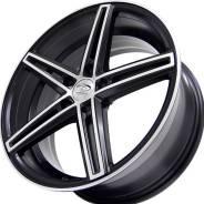 Sakura Wheels 3180. 8.0/9.0x18, 5x100.00, 5x114.30, ET42/35, ЦО 73,1мм. Под заказ