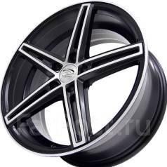 "Sakura Wheels 3180. 8.0/9.0x18"", 5x100.00, 5x114.30, ET42/35, ЦО 73,1мм. Под заказ"