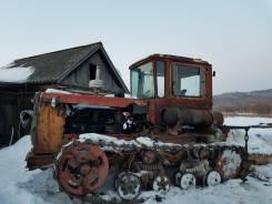 Вгтз ДТ-175С. Срочно продам трактор дт 76 с плугом или Обмен