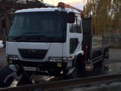 Nissan Diesel. Продаётся грузовик , 7 000 куб. см., 5 000 кг.