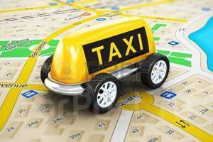 Водитель такси. Улица Кочнева 14