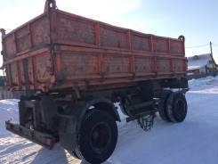 Нефаз 8560. Продам прицеп самосвальный Нефаз-8560., 10 000 кг.