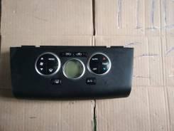 Блок управления климат-контролем. Nissan Tiida, C11, C11X