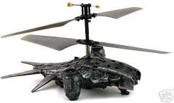 Модель «Боевой охотник» / Terminator Salvation: Terminator Hunter Combat RC model