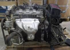 Двигатель в сборе. Mazda Premacy Mazda Familia Mazda Capella Двигатели: FPDE, FP